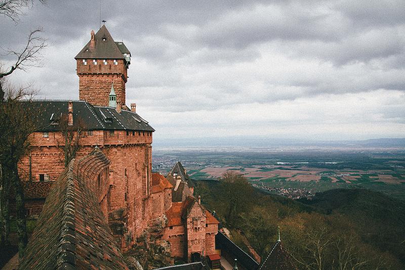 Château fort du Haut-Koenigsbourg