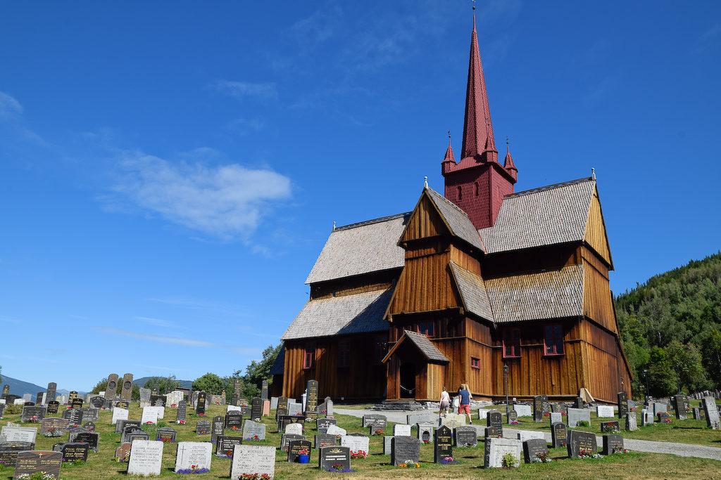 Eglise de Ringebu