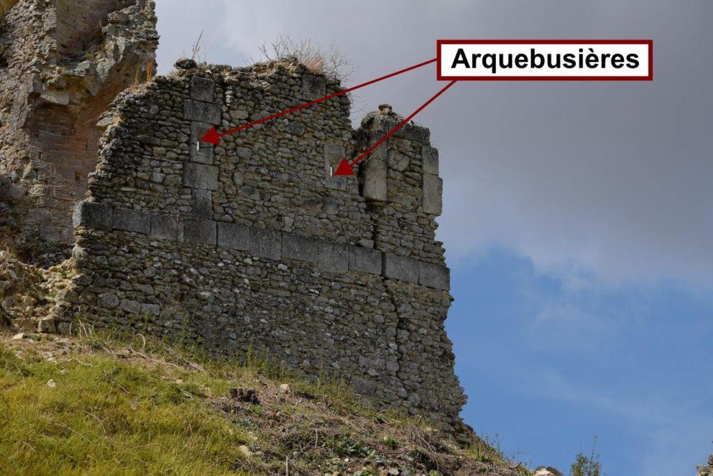 Arquebusières à Château-sur-Epte