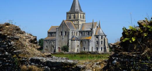 L'abbaye bénédictine Saint-Vigor de Cerisy,