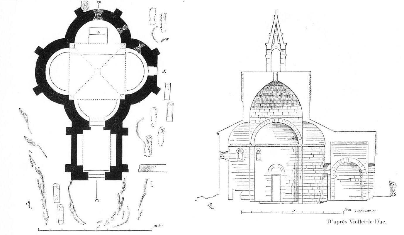 chapelle de Montmajour