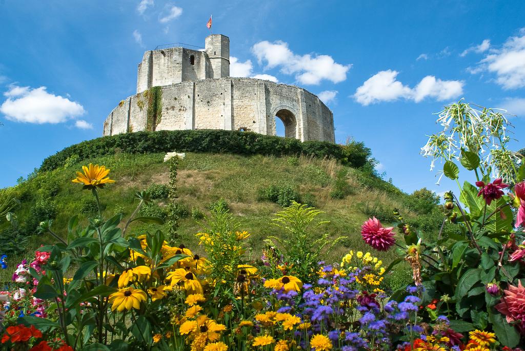Château fort de Gisors