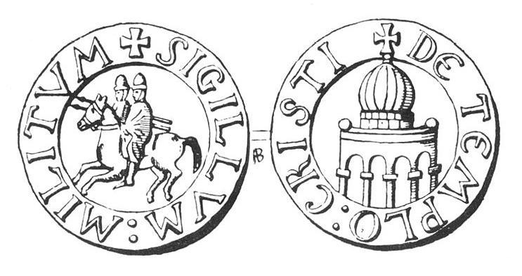 sceau du Temple